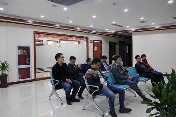 天津白癜风医院候诊区